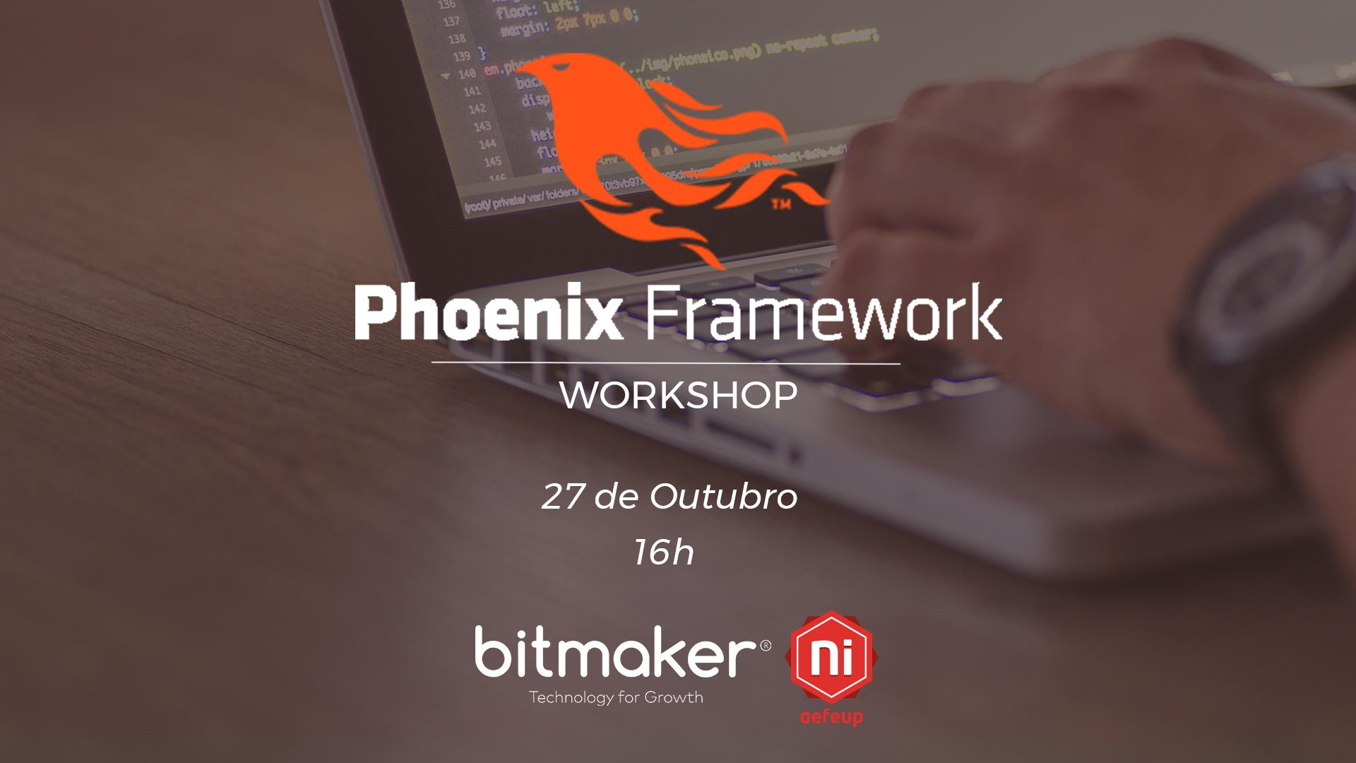 Workshop de Phoenix + Elixir by Bitmaker