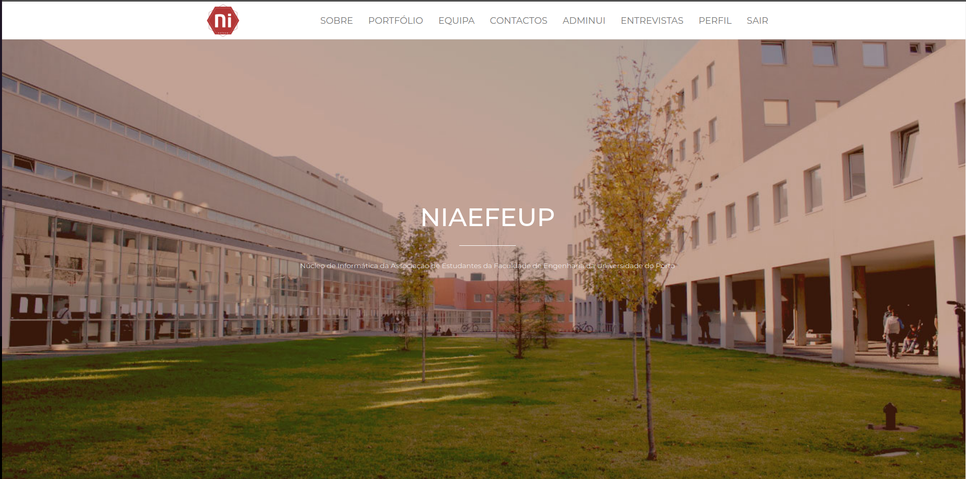 Website NIAEFEUP